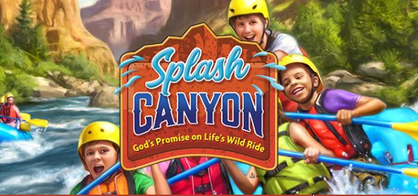 Splash Canyon VBS 2018 by Concordia